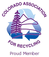 Colorado Association For Recycling, Proud Member